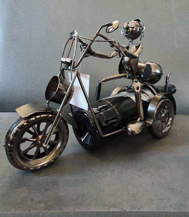 Metall Flaschenhalter Motorrad
