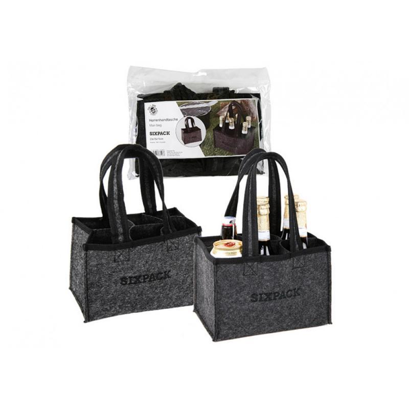 Sixpack Männertasche