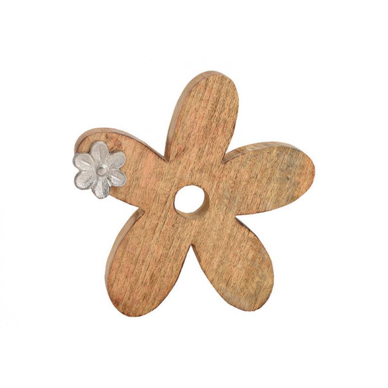 Dekoaufsteller Blume