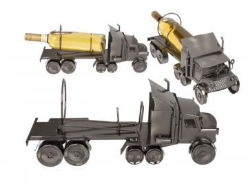 Metall Flaschenhalter Truck