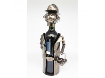 Wein-Flaschenhalter Arbeiter